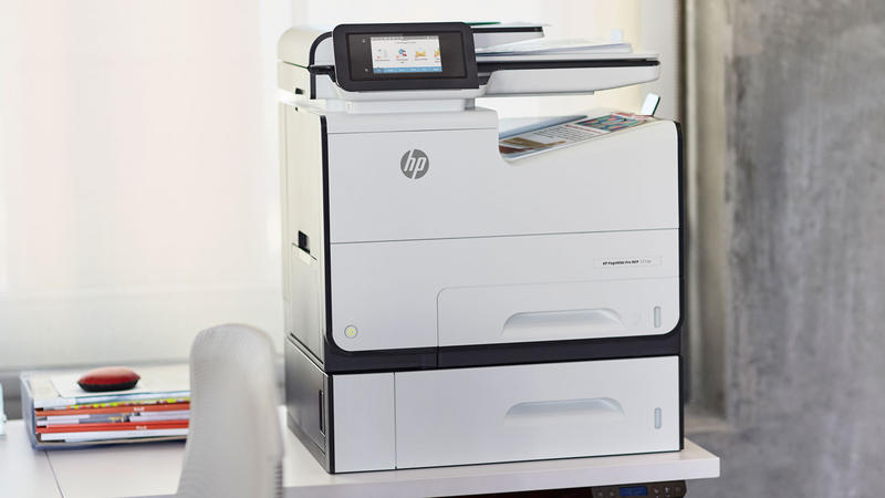HP PageWide MFP 577dw