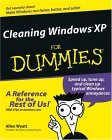 Cleaning Windows XP