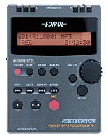 Edirol R1 audio recorder