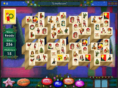 Mahjong Holidays Screenshot